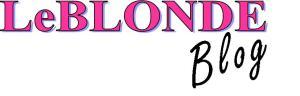 LeBlonde Blog Logo
